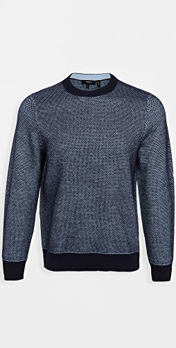 Theory - Boland Donegal Cashmere Crew Neck Sweater