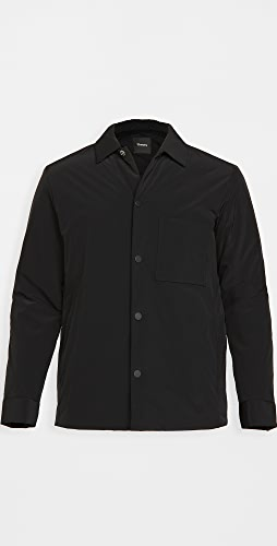 Theory - Walker Lightweight Shirt Jacket