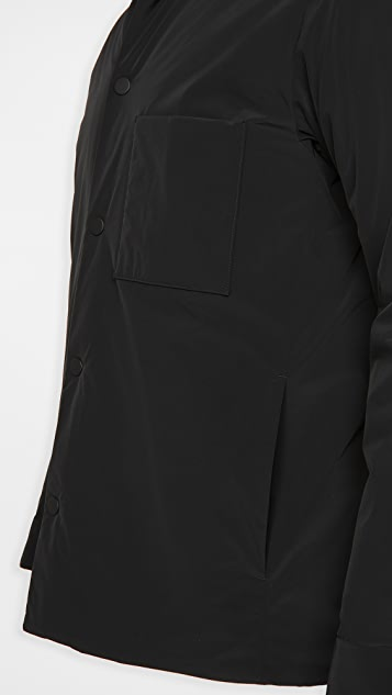Theory Walker Lightweight Shirt Jacket