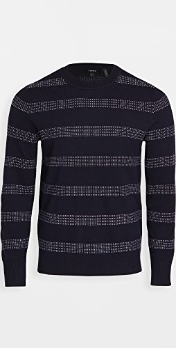 Theory - Glennis Striped Sweater