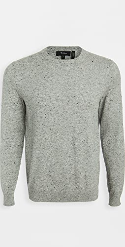Theory - Donegal Cashmere Crew Neck Sweater