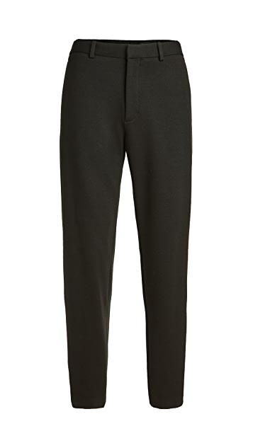 Theory Curtis Tech Jersey Trousers