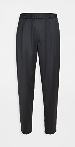 Theory - Walter Wool Pleated Trousers