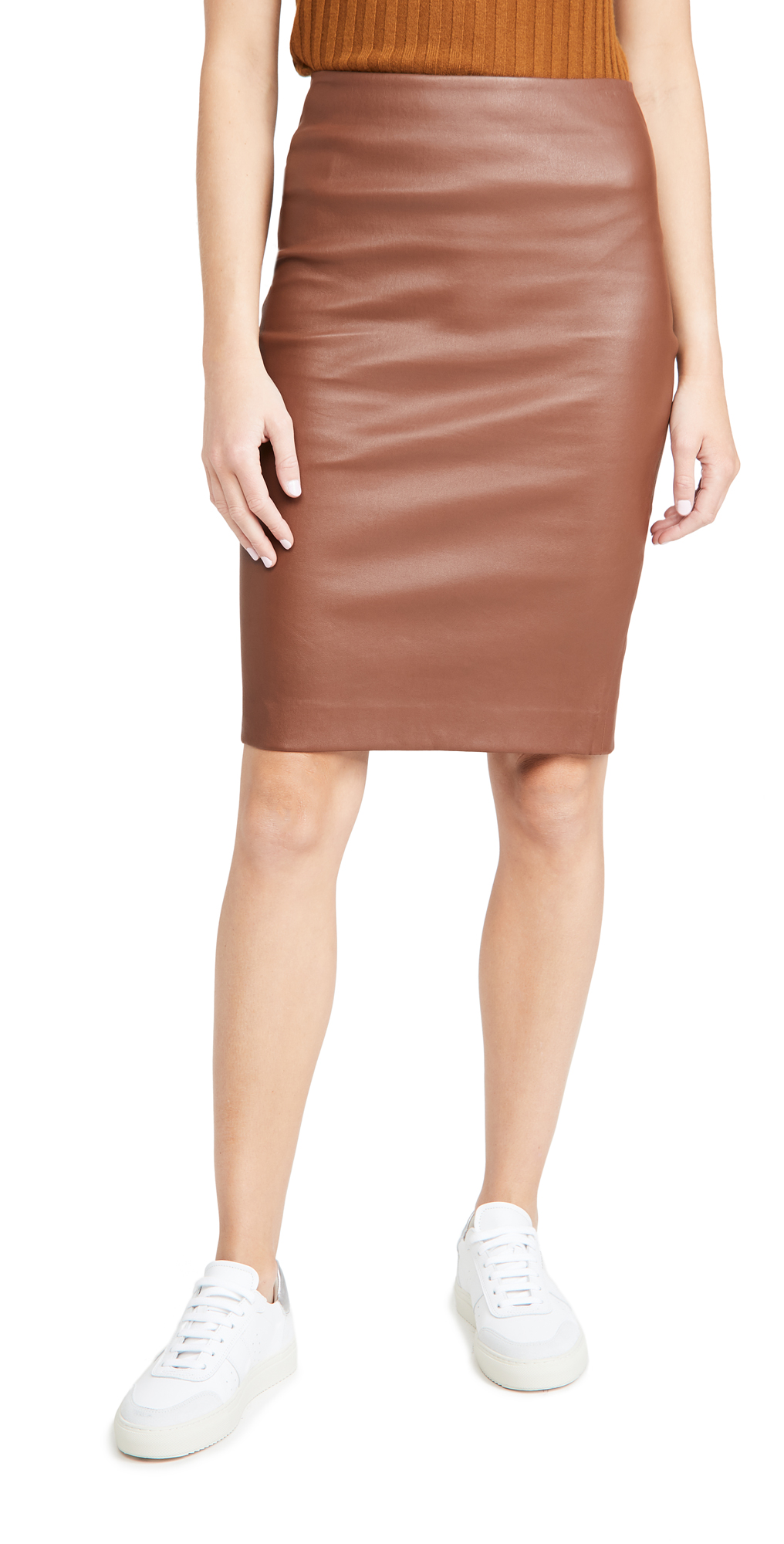 Theory Skinny Pencil Skirt