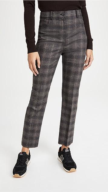 Theory 直筒裤