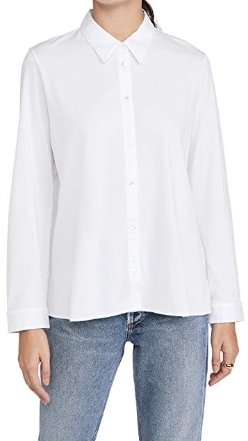 Theory Trapeze Shirt K