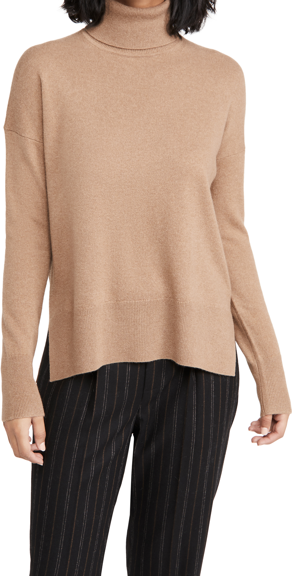 Theory Karenia Cashmere Turtleneck