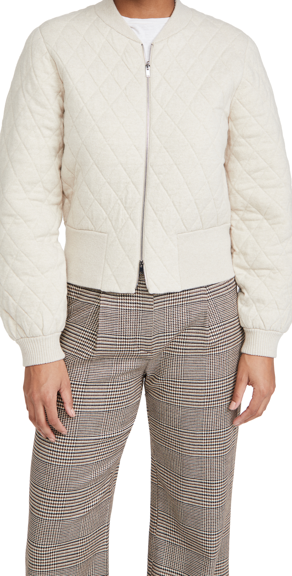 Theory Wool Bomber