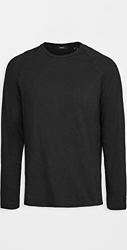Theory - Relaxed Crew Neck Pullover