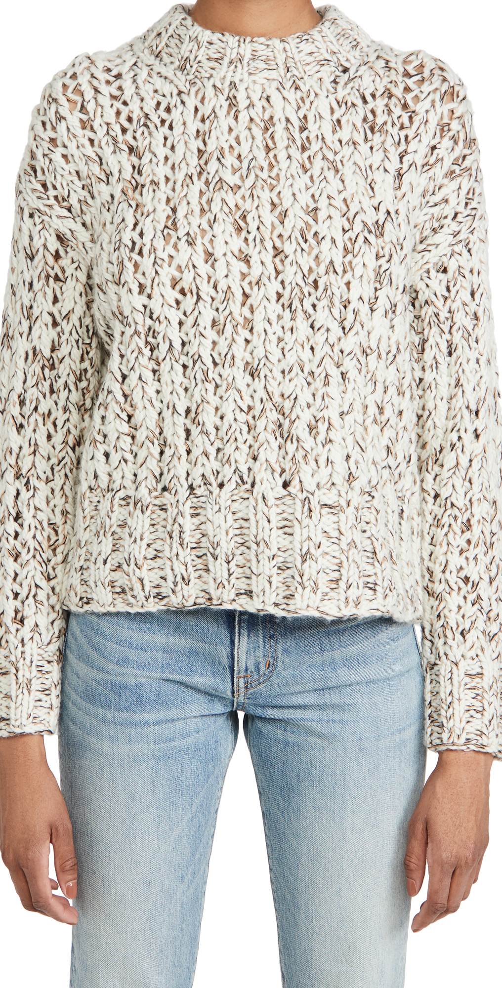 Theory Hand Knit Top