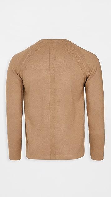 Theory Latham Crew Sweater