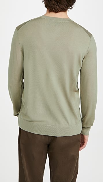 Theory Crew Neck Pullover