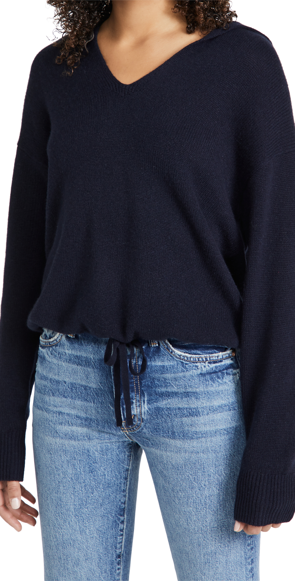 Theory Relaxed Cashmere Hoodie