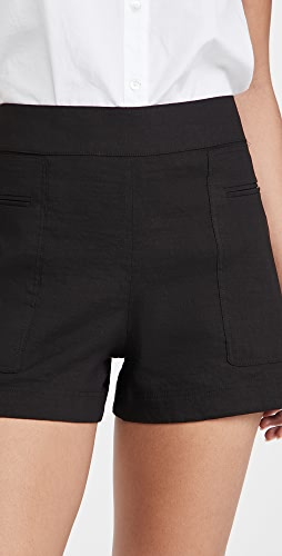 Theory - Mini Utility Shorts