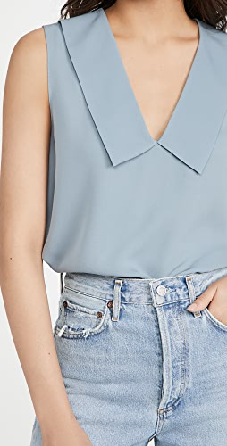 Theory - Collar Blouse