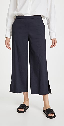 Theory - Wide Pull On Pants