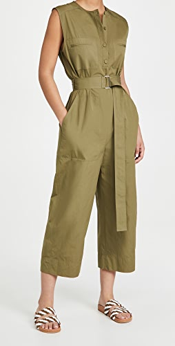 Theory - Cargo Jumpsuit