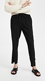 Theory Slit Pull On Pants