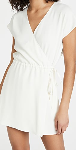 Theory - Wrap Romper