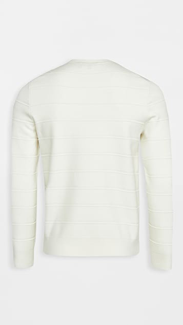 Theory Gregson Merino Wool Sweater