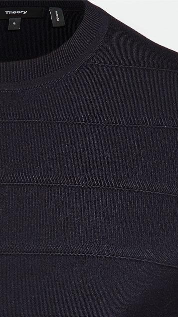 Theory Gregson Merino Wool Sweater