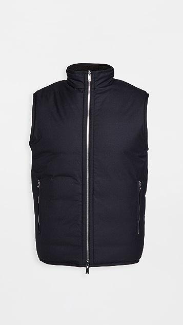 Theory Wilton Classic Vest