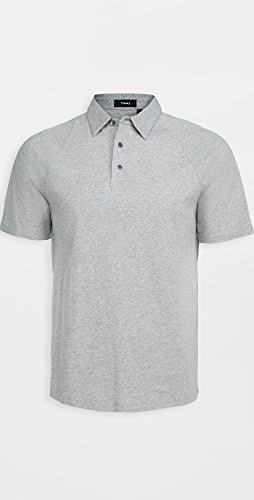 Theory - Relaxed Polo Shirt
