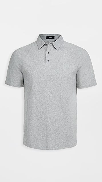 Theory Relaxed Polo Shirt