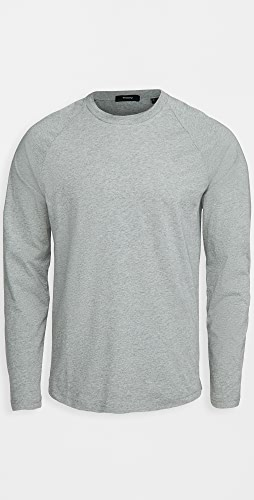 Theory - Relaxed Crew Neck Tee