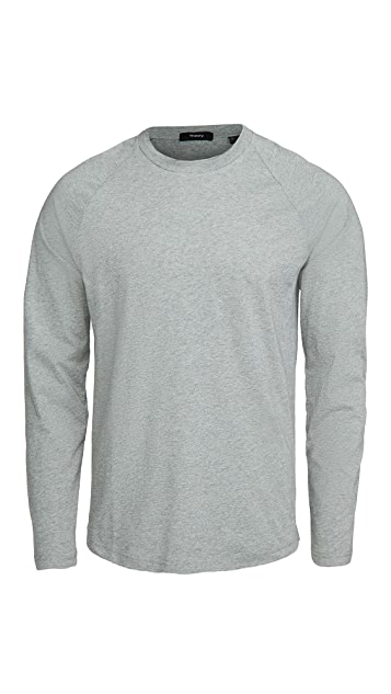 Theory Relaxed Crew Neck Tee
