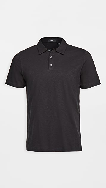 Theory Bron Cosmos Polo Shirt