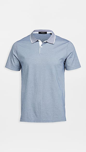 Theory Current Pique Standard Polo Shirt