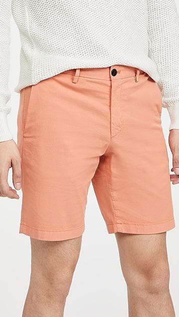 Theory Zaine Patton Slim Fit Shorts