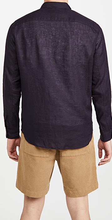 Theory Irving Summer Line Top