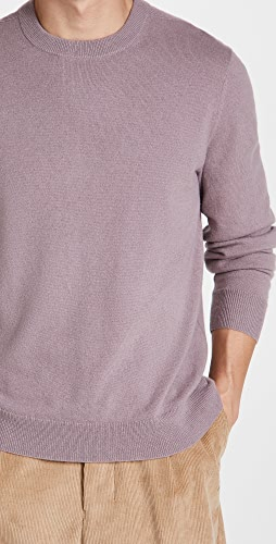 Theory - Hilles Crew Cashmere Sweater
