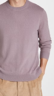 Theory Hilles Crew Cashmere Sweater