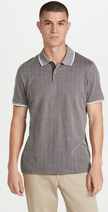 Theory Band Polo Shirt