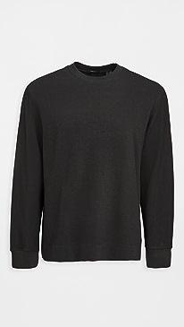 띠어리 스웨터 Theory Meir Crew Studio Ott Sweater