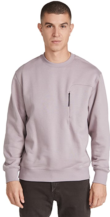Theory Colts Crew Tech Sweater