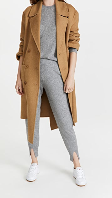 Theory Cashmere Easy Pullover
