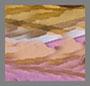 Pink Multi/Bronze