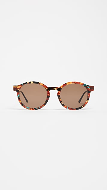 Thierry Lasry Silenty Round Sunglasses