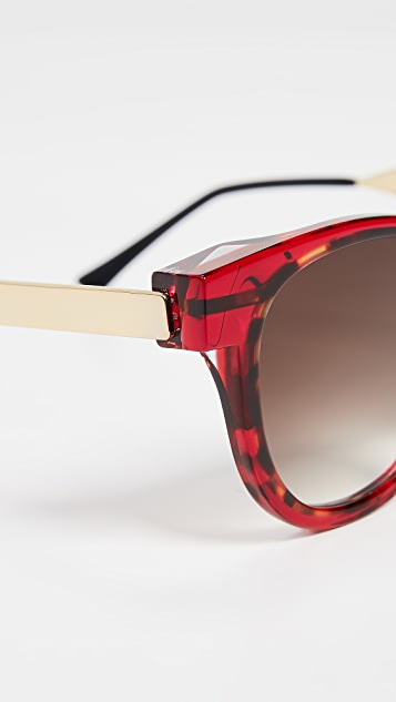 Thierry Lasry Солнцезащитные очки Shorty 462