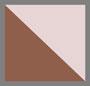 Gradient Brown/Pink Acetate