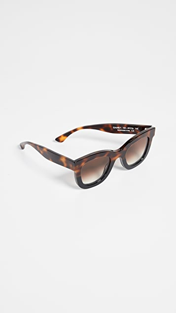 Thierry Lasry Солнцезащитные очки Gambly 101