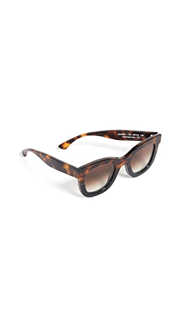 Thierry Lasry Gambly 101 太阳镜