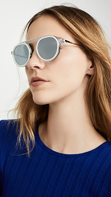 Thierry Lasry Ghosty 000 Sunglasses