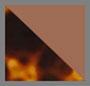 коричневый с плавным переходом цвета/коричневый