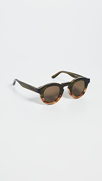 Thierry Lasry Maskoffy 010 Sunglasses