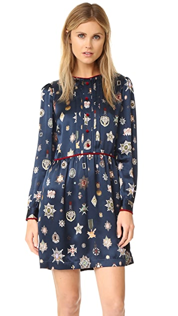 Hilfiger Collection Medal Dress